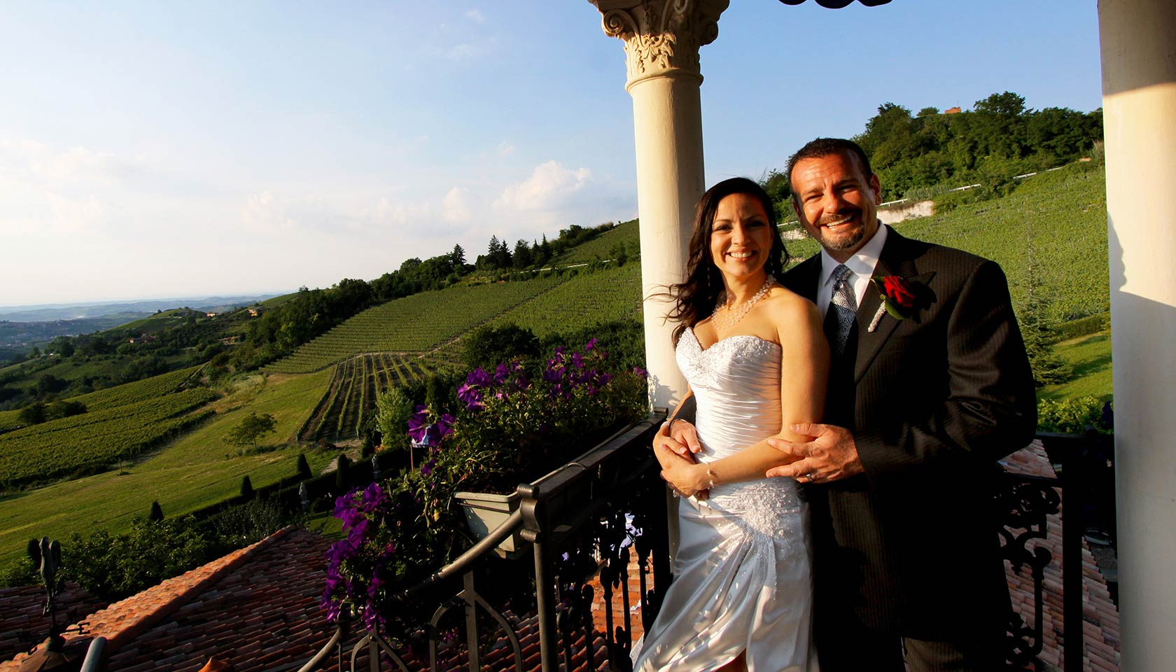 Italian Country Wedding