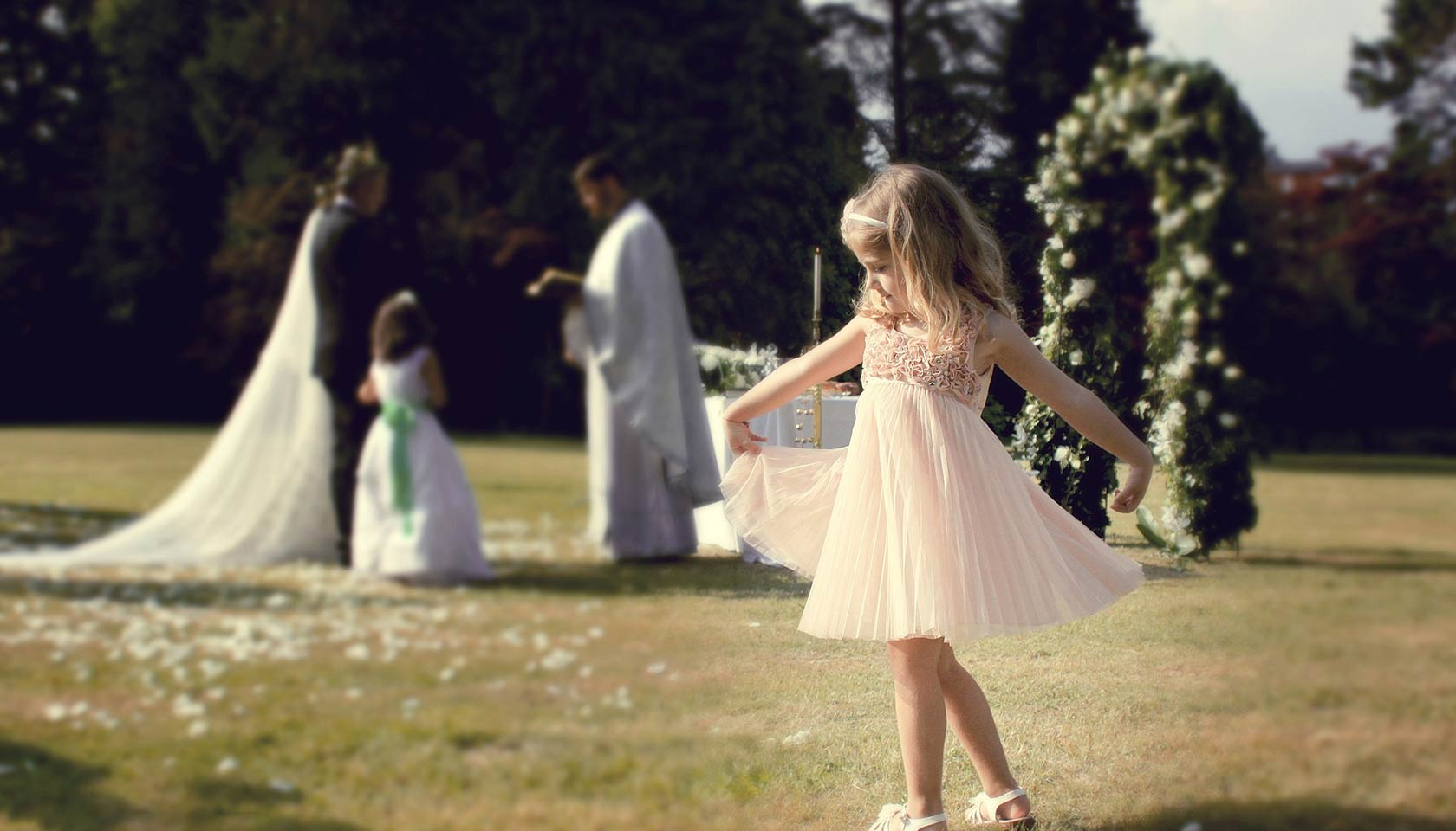 Italian Ethnic Wedding