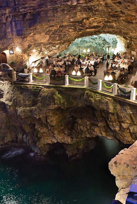Top destination weddings in italy polignano a mare italian seaside wedding junglespirit Gallery