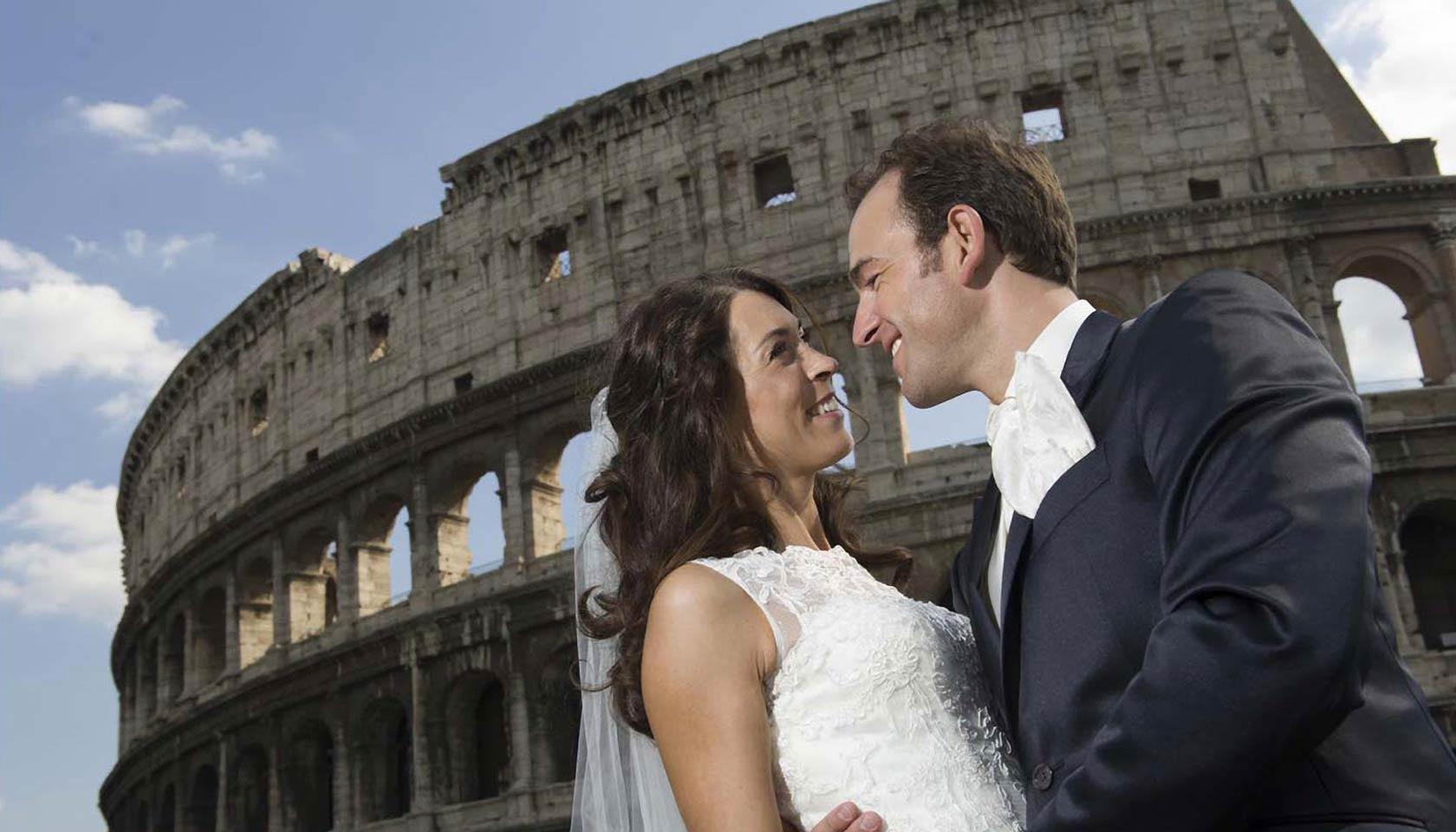 Italian Rome Wedding