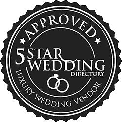 Featured on 5 Star Weddings