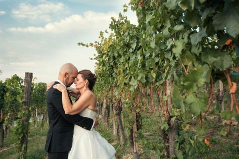 An amazing three days wedding experience in Piemonte Countryside