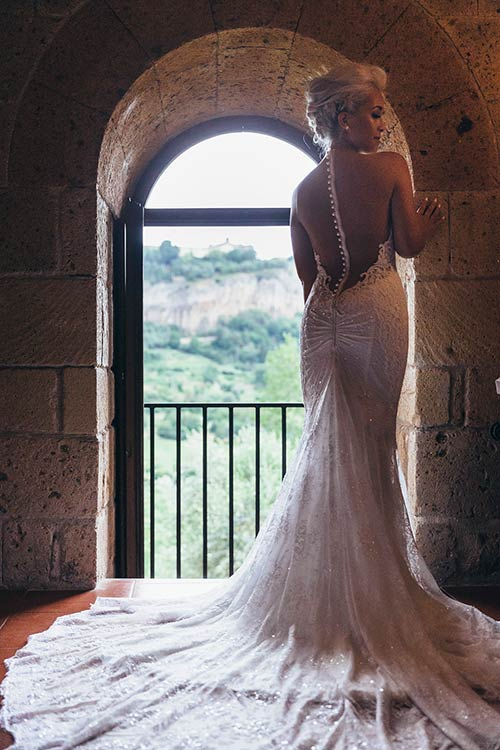 Charm and mystical atmosphere for your wedding in Italian Countryside