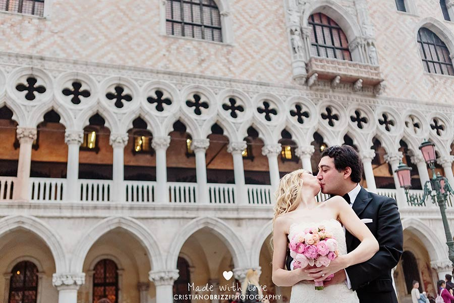 Palazzo Ducale - wedding in Venice