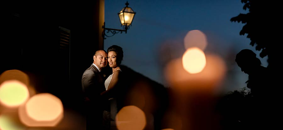 Wedding in Tuscany in a romantic country house near Florence