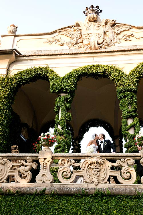 What a wonderful setting for a luxury wedding on Lake Como!