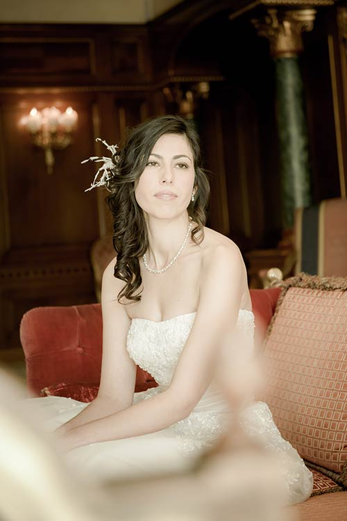 Jelena, our beautiful bride from Canada