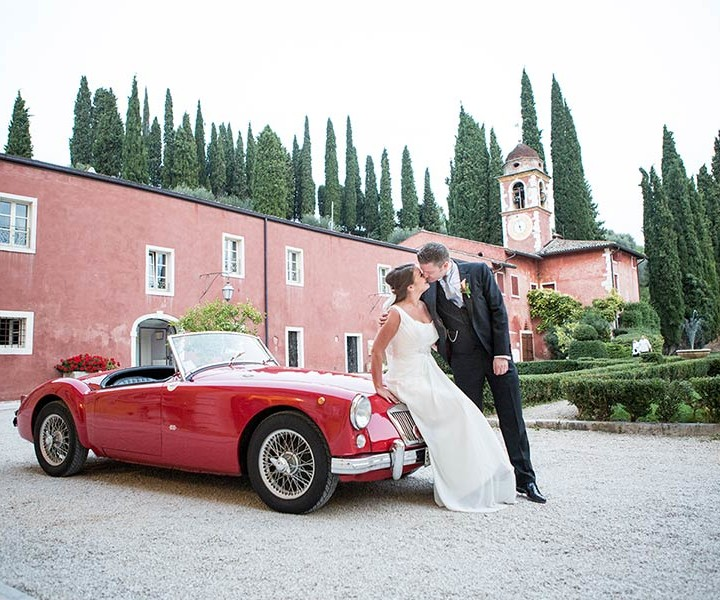 Luxury wedding in Villa Cordevigo - Valpolicella countryside