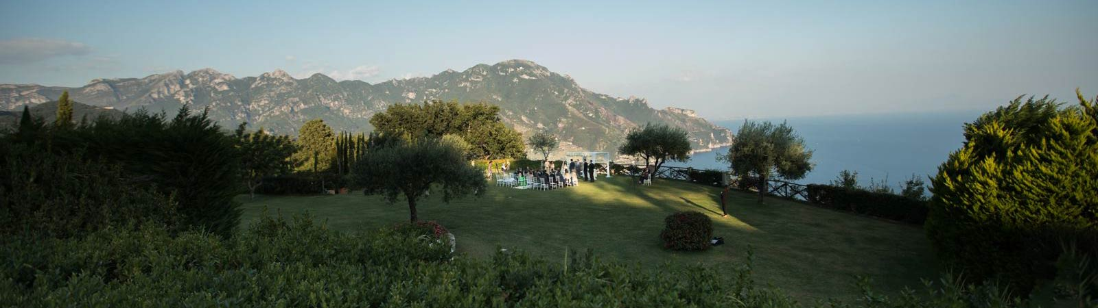 Italy's best wedding planners