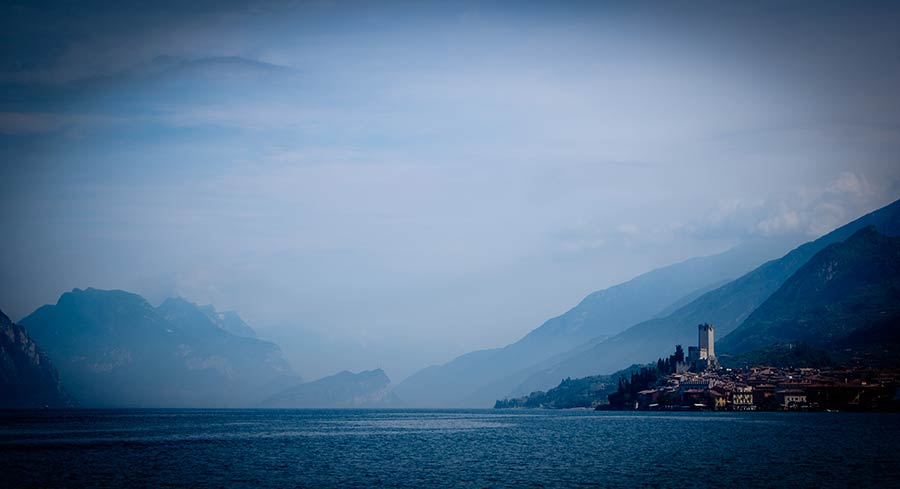 Malcesine Castle, an unforgettable scenario for a wedding on Lake Garda