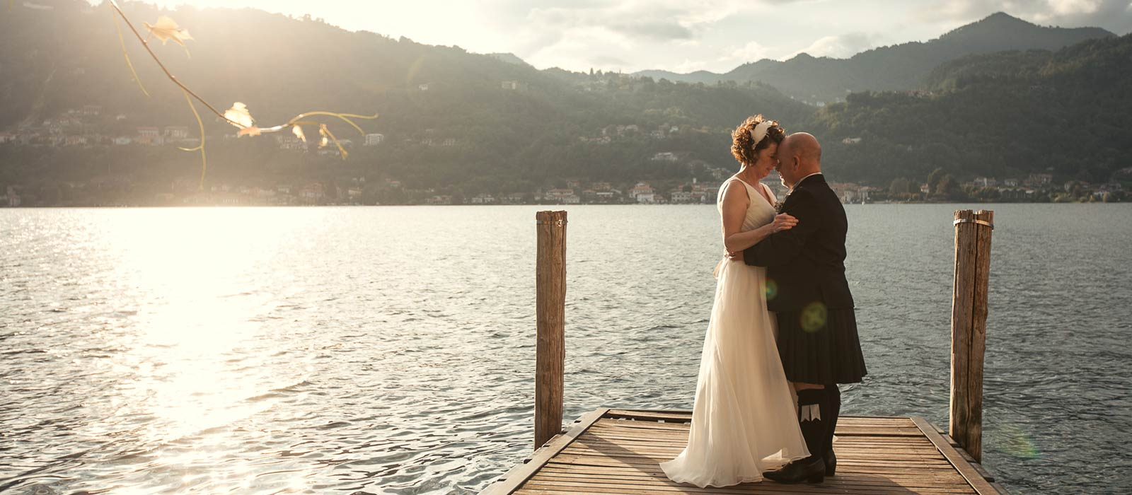 Wedding in Orta San Giulio