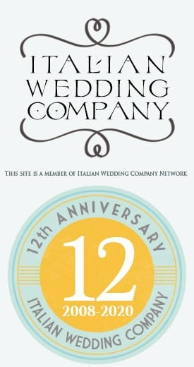 Wedding in Italy network 12th Anniversary