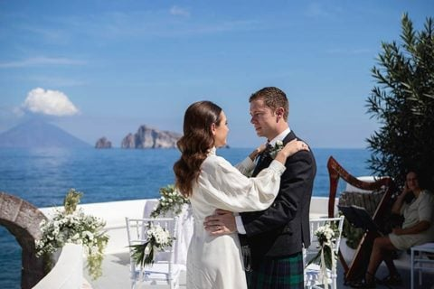 Getting married on Panarea Island – Aeolian Islands, Sicily