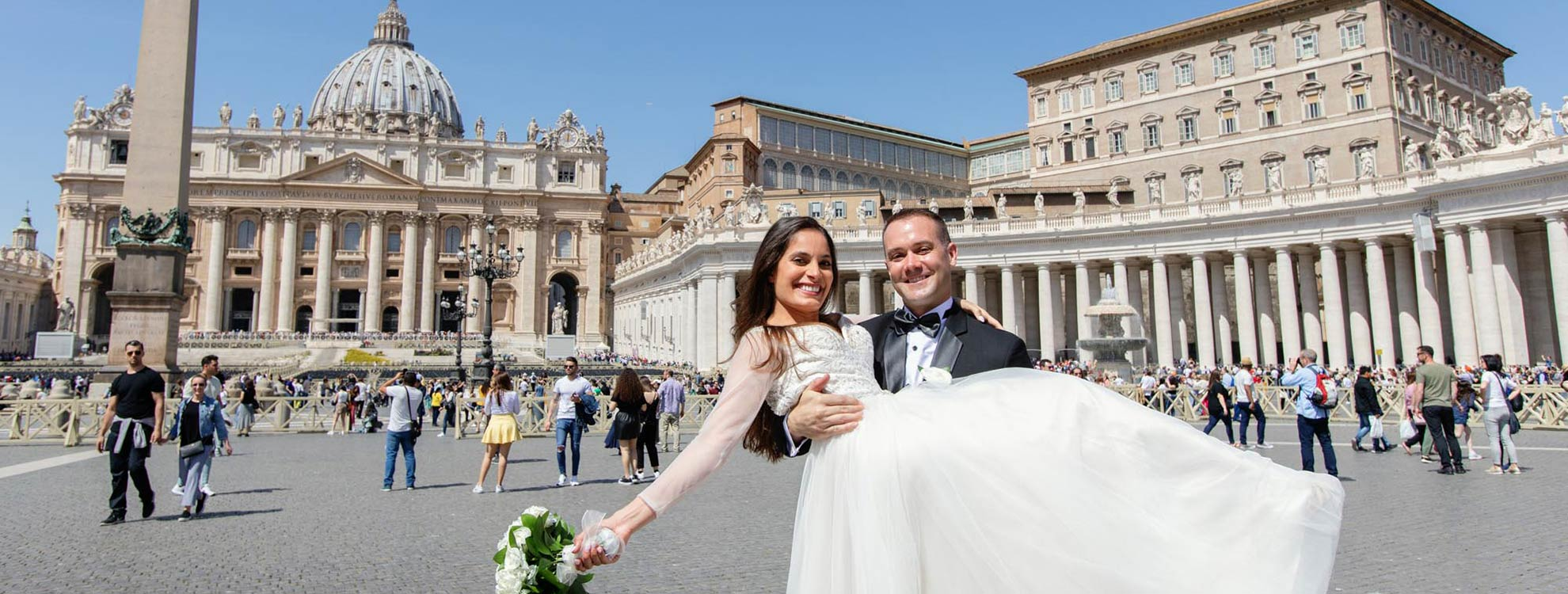 Microwedding in Italy